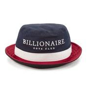 Billionaires Boys Club Men's Break Bucket Hat - Red/White/Navy