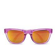 Sunpocket Tobago Crystal Pink Sunglasses - Pink