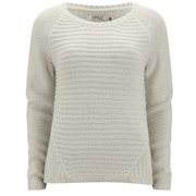 ONLY Women's Tullalu Jumper - Cloud Dancer