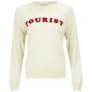 Wildfox Women's Kim's Sweater Tourist Jumper - Vintage Lace
