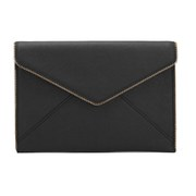 Rebecca Minkoff Women's Leo Clutch - Black