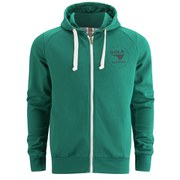 Gola Men's Circle Print Full Zip Hoody - Green