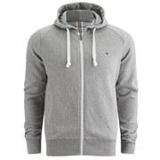 Gola Men's Wingflash Full Zip Hoody - Grey