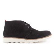 Oliver Spencer Men's Baxter Suede Chukka Boots - Black