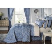 Byron Oxford Pillowcase Pair - Smokey Blue