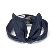 Cheap Monday Women's Bunny Headband - Denim