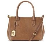 Lauren Ralph Lauren Women's Newbury Zip Shopper Bag - Lauren Tan