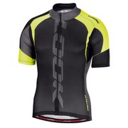Look Pro Team Short Sleeve Jersey - Black/Yellow