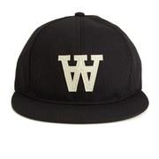 Wood Wood AA Logo Cap - Black