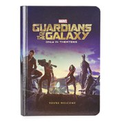 Marvel Guardians of the Galaxy A5 Holographic Notebook