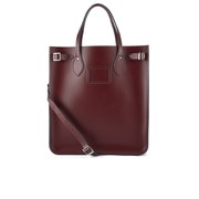 The Cambridge Satchel Company North South Tote Bag - Oxblood