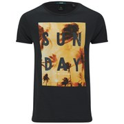 Scotch & Soda Men's Photoprint T-Shirt - Antra