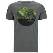 Animal Men's Lamary Graphic T-Shirt - Pewter