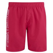 Animal Men's Belos Elasticated Waist Boardshorts - Bright Red