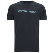 Animal Men's Loyale Graphic T-Shirt - Black