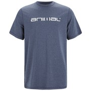 Animal Men's Latero Surf T-Shirt - Indigo Marl