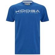Kooga Men's Cotton Logo T-Shirt - Reflex Blue