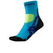 Asics Cumulus Running Socks - Atomic Blue