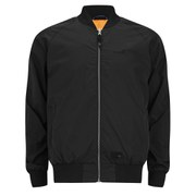 Boxfresh Men's Blacket Reversible Jacket - Black/Orange