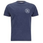 Boxfresh Men's Linkrail T-Shirt - Blue Indigo