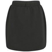 VILA Womens Sporty Skirt - Phantom