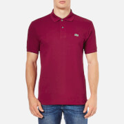 Lacoste Men's Polo Shirt - Bordeaux