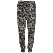 Maison Scotch Women's Drapey Pants with Side Seam Detail - Multi