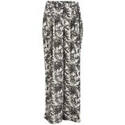 Vero Moda Women's Nia Beach Trousers - Snow White