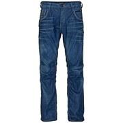 Jack & Jones Men's NOOS Boxy Powel Loose Fit Jeans - Blue