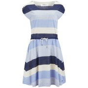 Vero Moda Women's Milly Striped Dress - Grapemist