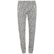 Six Ames Riza Printed Trousers - Grey