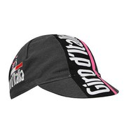 Santini Giro d'Italia 2015 Event Line Cotton Race Cap - Black