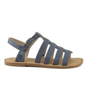 Timberland Women's Earthkeepers Sheafe Fisherman Gladiator Sandals - Folkstone Grey Dry Gulch