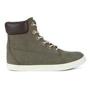 Timberland Women's Earthkeepers Glastenbury 6 Inch Boots - Slush Grey Nubuck