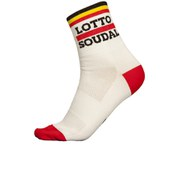 Lotto Soudal Replica Socks - Black/Blue