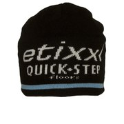 Etixx Quick-Step Replica Winter Cap - Black/Blue