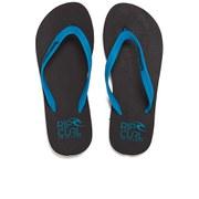 Rip Curl Men's MC EVA Flip Flops - Black/Blue