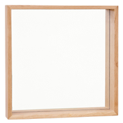Wireworks Natural Oak Mirror Shelf