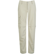 Columbia Women's Silver Ridge Convertible Outdoor Pants - Fossil Bone