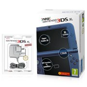 New Nintendo 3DS XL Metallic Blue