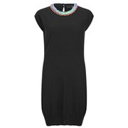 Love Moschino Women's Knitted Dress - Black