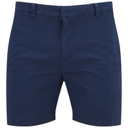 American Vintage Men's Chino Shorts - Navy