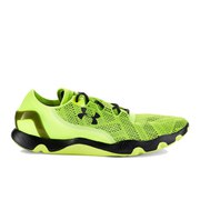 Under Armour Men's SpeedForm RC Vent Running Shoes - High-Vis Yellow/Black