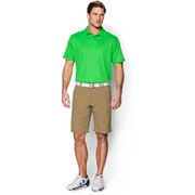 Under Armour Men's Ua Performance Polo Shirt - Academy Green Energy