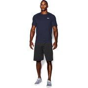 Under Armour Men's Tech T-Shirt - Midnight Navy/White