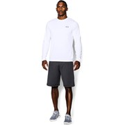 Under Armour Men's Long Sleeve Tech Training 2.0 Top - White/Graphite