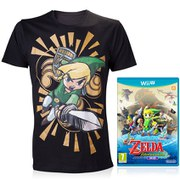 The Legend of Zelda: The Wind Waker HD T-Shirt Pack (Medium)