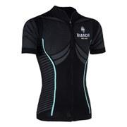 Bianchi Tago Short Sleeve Jersey - Black