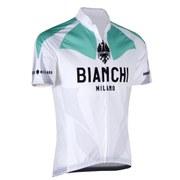 Bianchi Huerva Short Sleeve Jersey - White