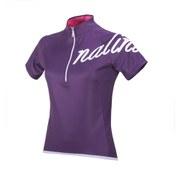 Nalini Pink Label Women's Chiani Short Sleeve Jersey - Purple